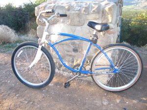 Beach Cruiser, Schwinn, Extreme, Ojai Valley, Cycling