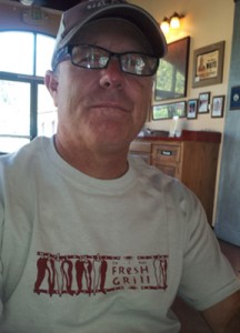 Jim & Rob's, Ojai, CA, Mexican Food, T-shirt, Screenprinting, Chris T. Wilson