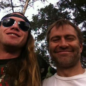 Richie Smith, Dick Smith, Azu, Blues Bullet, Drummer, metal, blues, podcast, don't look at me, Ojai, California