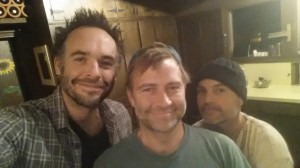Paul Blackthorne, Mister Basquali, Ojai, Podcast